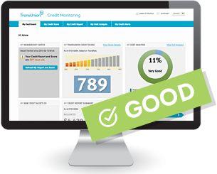 TransUnion Canada –Check Your Credit Report & Credit Score Online