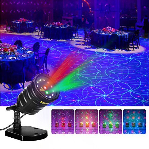 Suaoki Christmas Laser Light Outdoor Projector Motion Star Light Show With Redgreen Laser Bluepurple Purple Led Lights Star Night Light Laser Lights Projector