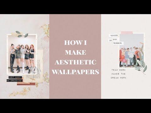 Pin On Aesthetic Wallpaper How To