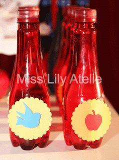 MISS LILY ATELIE: Festa da Branca de Neve