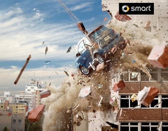 Adeevee - Smart: Solid, Roomy