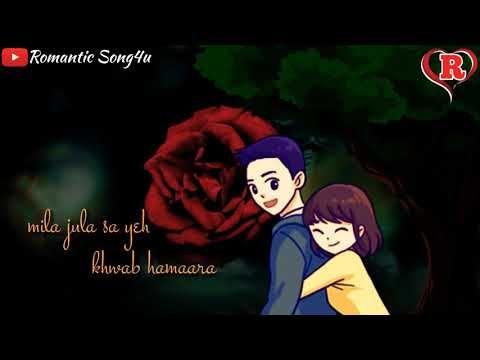 Mera Pyar Tera Pyar Whatsapp Status Video Arijit Singh Romantic Song4u Youtube Romantic Love Song Feeling Song Romantic Songs Video