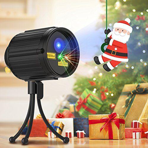 Funny Christmas Decorations Outdoor Christmas Laser Lights Star Shower Projector For Laser Christmas Lights Christmas Light Projector Best Christmas Lights