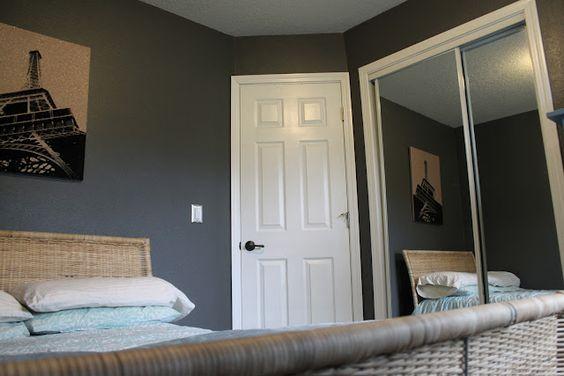 Behr 39 S Dark Granite Paint Colors Pinterest House