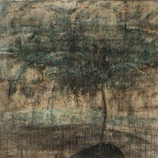Georgian painter Merab Abramishvili #inspiration #bonnemaison