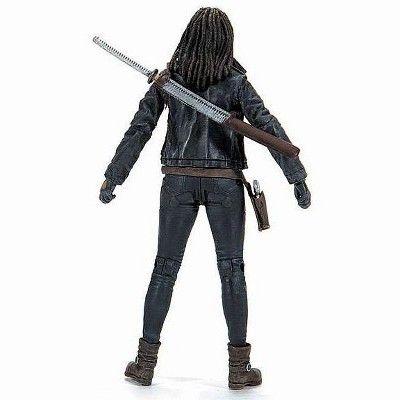 Color Michonne McFarlane The walking dead Comic