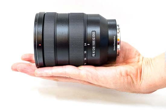 Read Our In Depth Review Of The Sony Fe 24 105 F 4 G Oss Lens Oss Sony Blog Photography