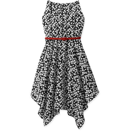 Stitch Women's High Low Belted Dress  #fittingroomspring