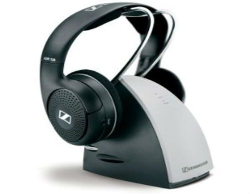 RCA WHP141B 900MHZ Wireless Stereo Headphones - Over-Ear ...