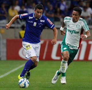 Blog Esportivo do Suíço: Brasileirão - Série A 2016, 11ª Rodada: Palmeiras leva virada do Cruzeiro e pode perder liderança