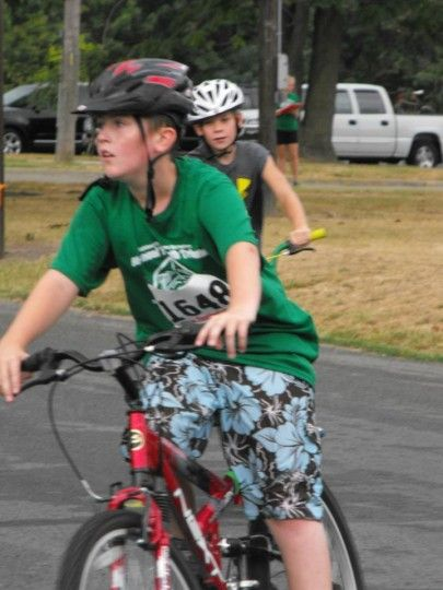 Youth Triathlon Highland, IL #Kids #Events
