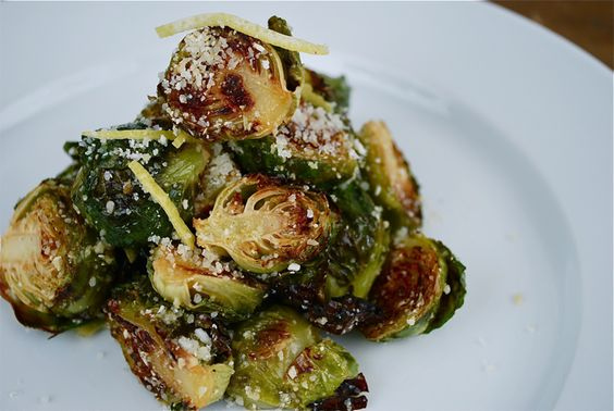 Lemony Roasted Brussels Sprouts: Your New Favorite Vegetable
