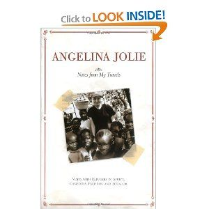 Angelina Jolie's: Notes from My Travels.  People often seem to be quick to mock or even criticize celebrities for their do-gooding.  This book will make you want to get out there and do something yourself.  More an observation than a memoir, Jolie takes us with her on her trips to several refugee camps and tells us the stories of people who may never otherwise have a voice we'd ever get to hear.