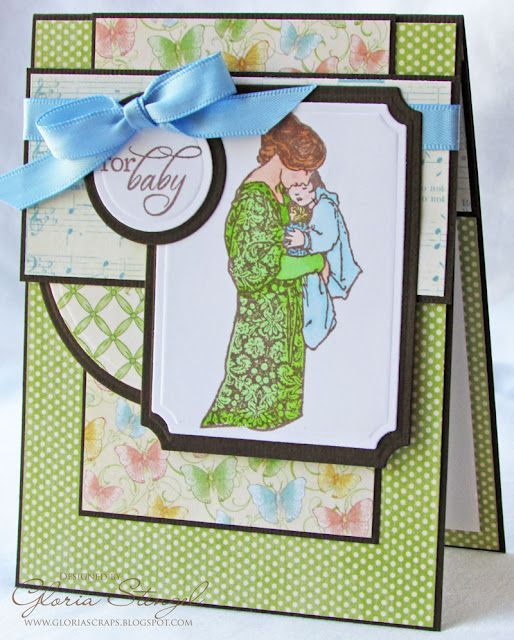 Made for Sweet n Sassy Stamps guest DT with G45 papers.