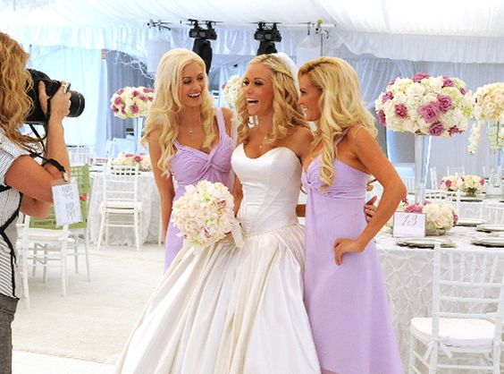 Why Holly Madison Kendra Wilkinson Baskett Are Both Right Wedding Bridesmaid Dresses Event Dresses Holly Madison