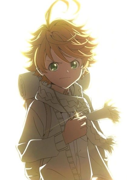 الكشف عن صورة جديدة للموسم الثاني من أنمي The Promised Neverland والقادم في يناير 2021 Neverland Art Anime Neverland