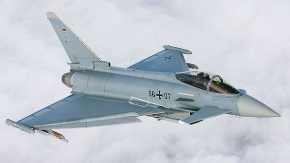 Eurofighter trials new Typhoon enhancements - IHS Jane's 360