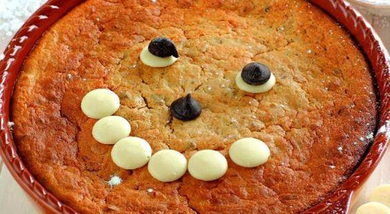 Pumpkin-nut pie # Foods for Halloween