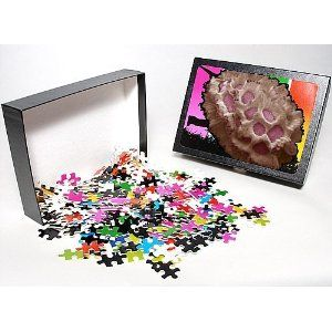 Photo Jigsaw Puzzle of Wildflower seed, SEM from Science Photo Library --- http://www.pinterest.com.gp1.me/6sq