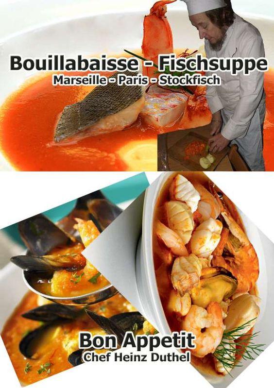 Heinz Duthel: Bouillabaisse - Fischsuppe, eBook