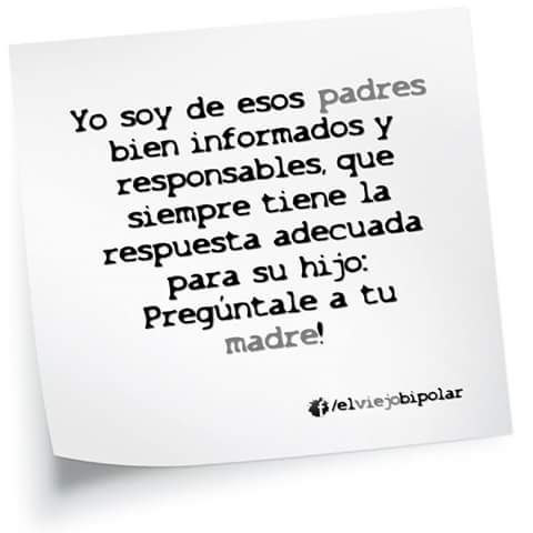Padre responsable