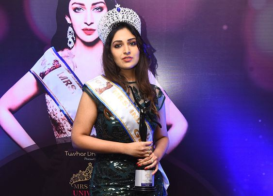 Getting Personal with Shamyuktha Prem Winner of Mrs India Universe Globe 2018