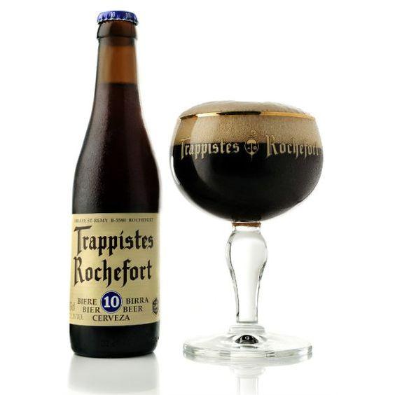 Bia Rochefort 10 11,3% - Chai 330ml - Bia Nhập Khẩu