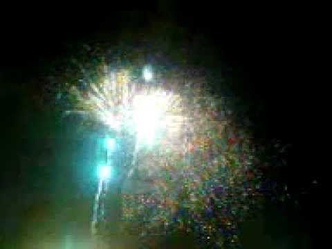 bắn pháo hoa tại vũng tàu ngày 1/1/2013 phần 2