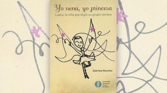 Uno de los libros que leyeron para conocer más acerca de las infancias trans