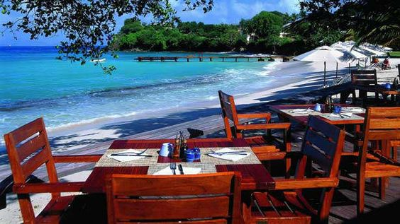 #Cotton_House_Beach_Restaurant at #Saint_Vincent and the #Grenadines #Caribbean http://directrooms.com/caribbean/hotels.htm
