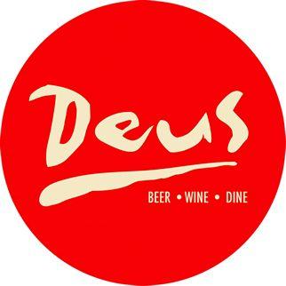 Deus   Brasserie, beer and wine café