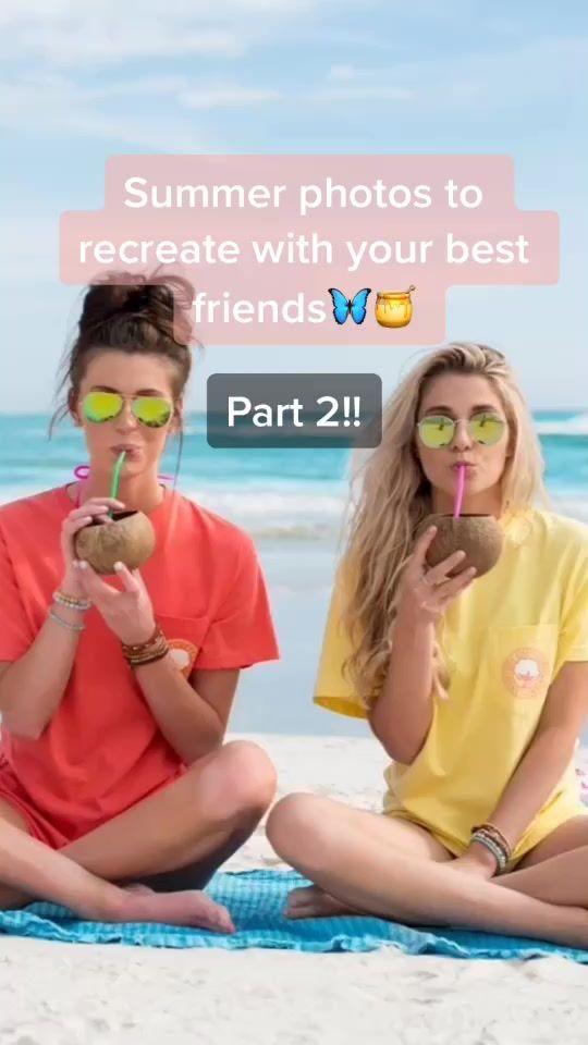 Aesthetics Tropicalvibes 13 Tiktok Watch Aesthetics S Newest Tiktok Videos Friends Photography Best Friends Shoot Friend Photoshoot