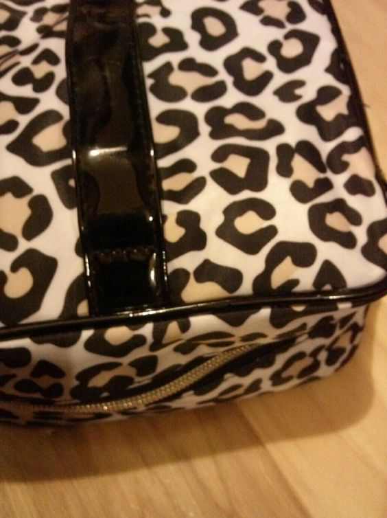 Love my makeup bag my sister in law bought me