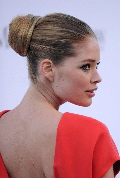 The Most Popular Sleek Ballerina Bun Updo Hairstyles This Year