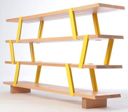 Méo Shelf by Olivier Desrochers