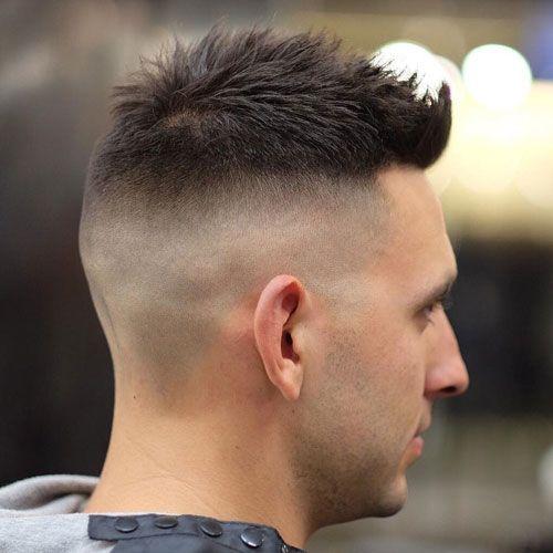 Back Of Men S Haircuts Mens Hairstyles Short Fade Haircut Short Hair Styles