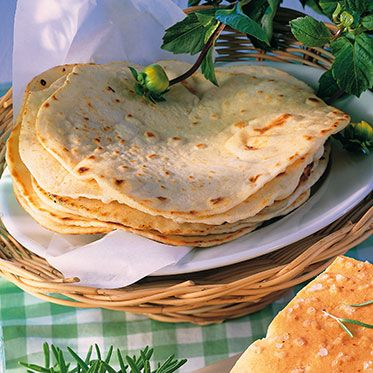 Mexikanische Weizen-Tortillas Rezept | Küchengötter