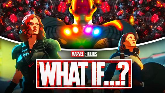 The finale of Marvel's What If…? Animated Series