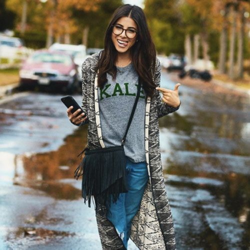 Daniella Monet Opens Up About Her Vegan Food Blog And More - Teen.com