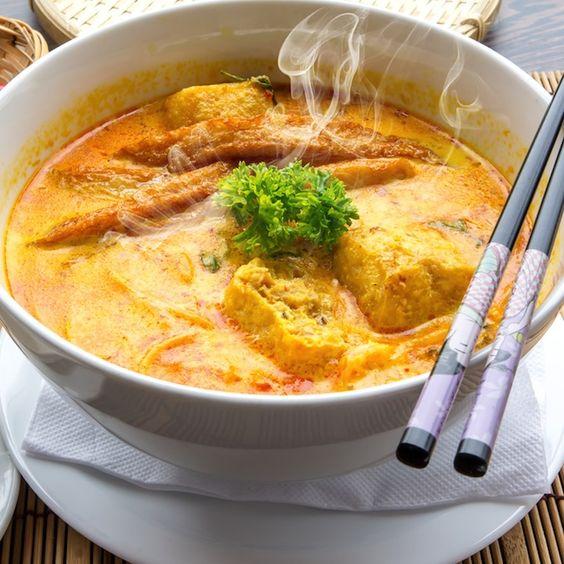 Curry soup, Coconut curry soup and Coconut curry on Pinterest