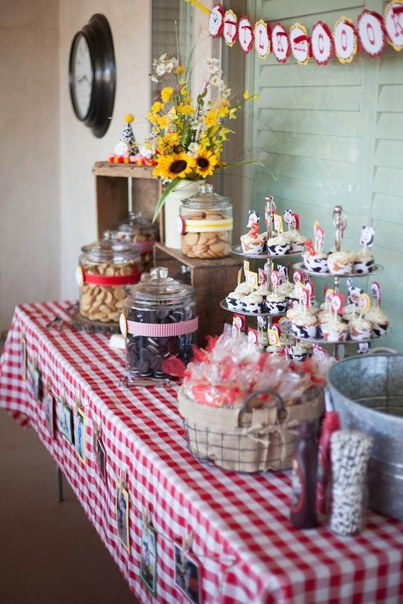 western theme adult birthday decorating ideas - Google Search