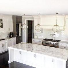 Instagram Kitchen. Instagram Kitchen. Popular Instagram Kitchen. Kitchen pendants are the  Framburg Moderne 4-Light Pendant Polished Silver.  A. Perry Homes. #Instagram #Kitchen