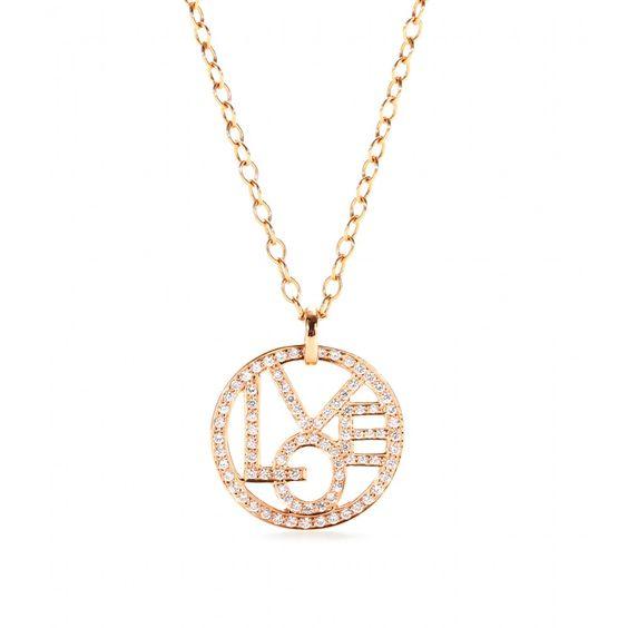 Cada 18k Rose Gold & Diamonds