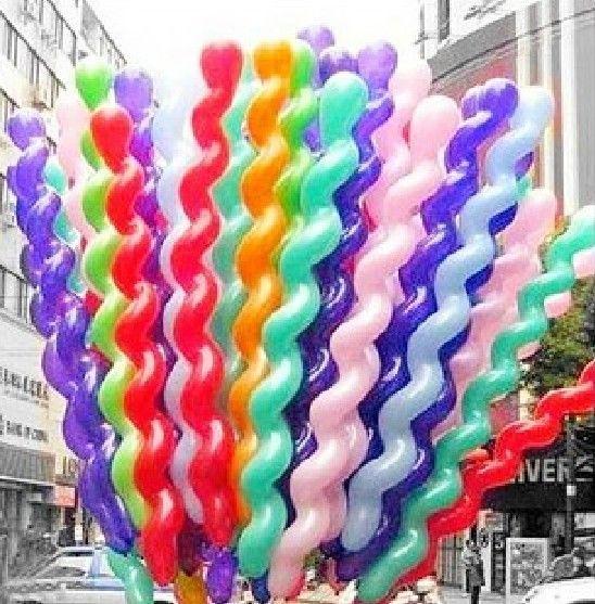 Long balloons balloon birthday parties and balloon for Balloon decoration for birthday party in chennai