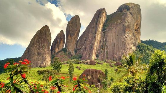 Parque Nacional Pontões Capixabas, Município de Pancas, Espírito Santo