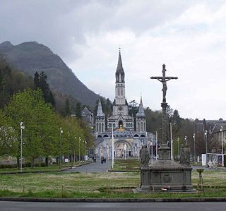 Our Lady of Lourdes, France...