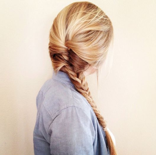 clean braid