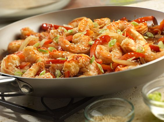 how to cook fresh shrimp in a skillet