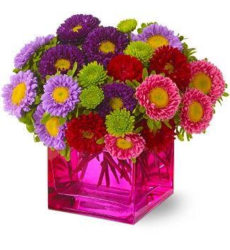 Centros de mesa y arreglos florales