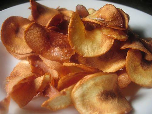 HEALTHY SNACK: PALEO PARSNIP CHIP RECIPE | Paleo Recipes for the Paleo Diet   Just add some YIAH lime and cracked pepper salt Buy from sharoncislowski.yourinspirationathome.com.au